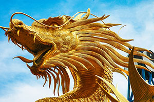 signification reve dragon